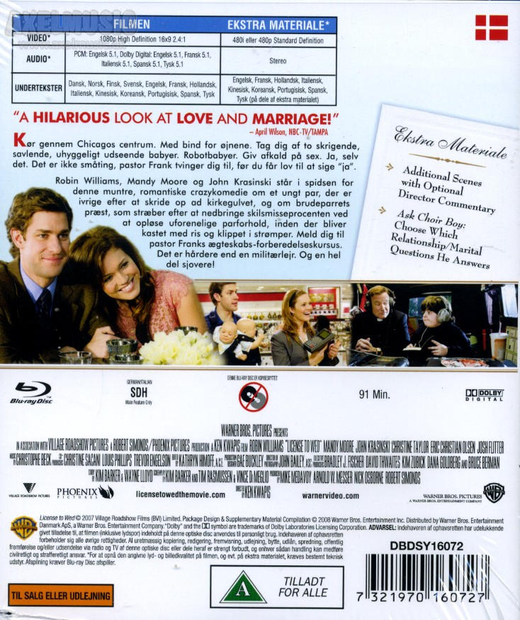 Blu-ray (Importe Mit Dt. Ton): Dänemark • DVDTiefpreise