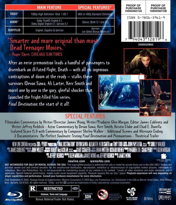 Blu Ray Importe Mit Dt Ton Usa Dvdtiefpreise
